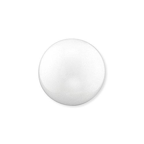Engelsrufer Klangkugel M in Weiß (Weiße Kugel)