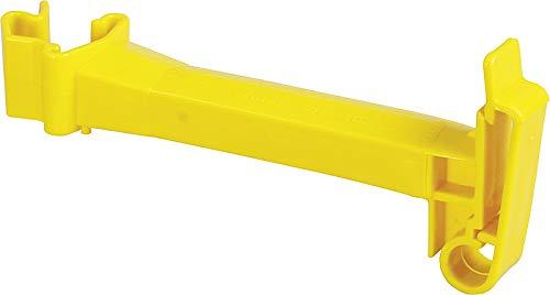 Patura Abstands-Isolator Breitband, gelb für T-Pfosten (20 Stück / Pack)