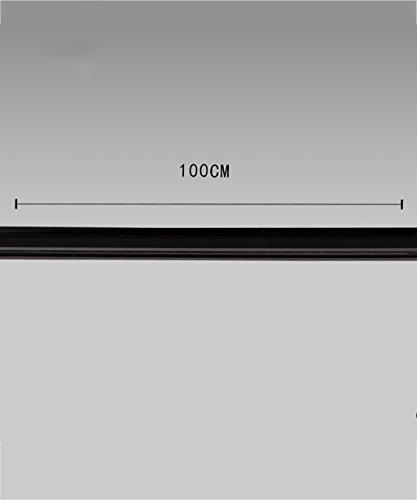 ZGW Projecteurs Spotlights à tête unique LED Éclairage de piste Projecteur de mur personnalisé personnalisé ( Couleur : D )