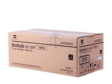 Konica Minolta Bizhub 20 P (A32W021) - original - Toner schwarz - 8.000 Seiten