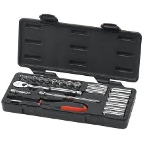KD herramientas KDT80327 22 piezas 0,64 cm métricas 6 y 12 cantos Set