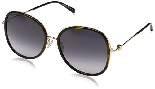 Max Mara Damen Mm Marilyn IFS Sonnenbrille, Mehrfarbig (Dkhavana), 58
