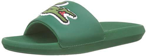 Lacoste Herren Croco Slide 319 4 Us CMA Sandalen, Grün Green Gg2, 42 EU