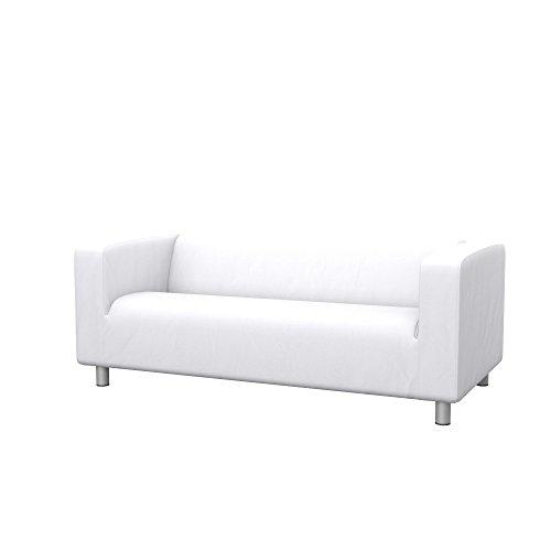 Soferia - IKEA KLIPPAN Funda sofá 2 plazas, Eco Leather