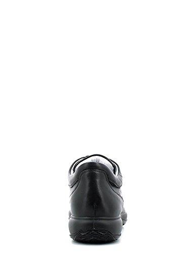 Igi&Co 7693 Scarpa lacci Uomo Nero