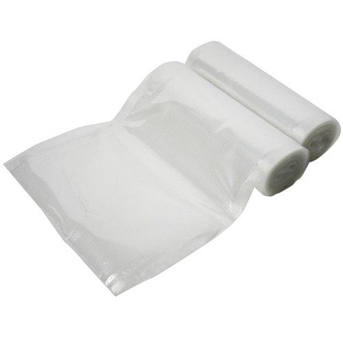 Steba Folienrolle 28 Premium-Vakuumier / 28 x 500 cm / Reißfest / Kochfest / Mikrowellengeeignet / 3D-Struktur / Lebensmittelecht / 2 Stück