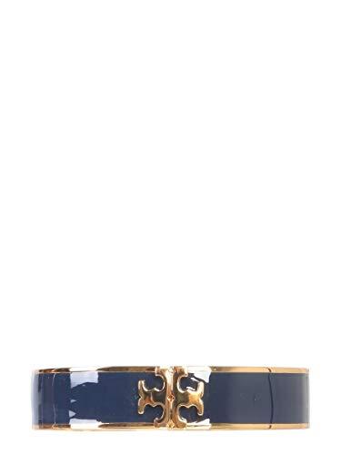 Tory Burch Damen 41872435 Blau Metall Armband (Armbänder Burch Tory)
