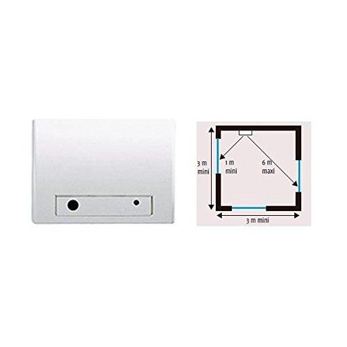 SOMFY-Rilevatore di rottura di vetri audiosonique allarme SOMFY-2400437