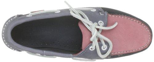 Sebago SPINNAKER B57954, Unisex - Erwachsene Halbschuhe Blau (pink/navy/blue)