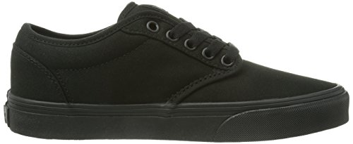 Vans ATWOOD Damen Sneakers Schwarz ((Canvas) Black/ 186)