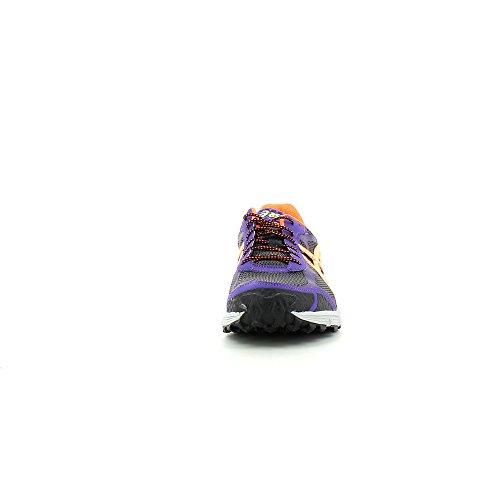 Asics Gel-Fujiracer 2 null Blk/Neon Yellow/Purple Black