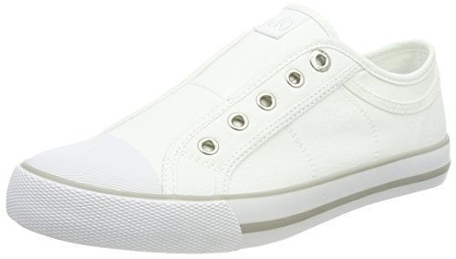 best value 2dd00 0c233 Oliver Damen 24635 Sneaker, Weiß (White), 40 EU