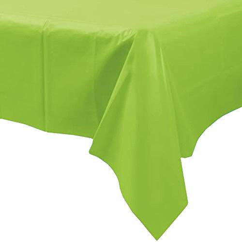 ischdecke, Kunststoff, Einweg, Kiwi Green ()