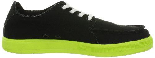 Puma MoccLite 353989 Unisex - Erwachsene Sneaker Schwarz/Grün (04)