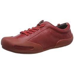 Camper Peu Zapatillas para Mujer Rot Medium Red 610 41 EU
