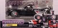 Transformers Takara Binaltech BT-11 Ravage Black Corvette Convertible by Takara Transformer