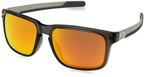 Oakley Herren Sonnenbrille Holbrook Mix, Grau (Gris), 57