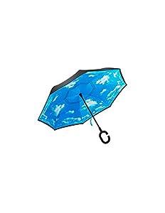 Paraguas a Prueba de Viento