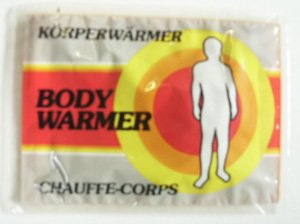 Mycoal body warmers - 6 PACKS