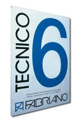 Fabriano album tecnico6 a3 liscio
