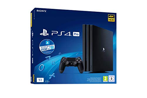 PS4 Pro + carta regalo PS Store da 20€