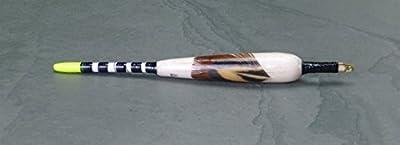 Handmade carp margin dart fishing float