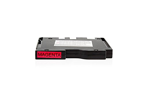 printyo® Kartusche D Tinte Gel 405767magenta kompatibel für Drucker Lanier SG 3100SNW 2200Seiten