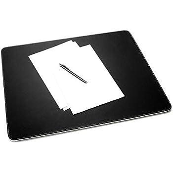 Ikea Rissla Schreibunterlage Schwarz Amazon De K 252 Che