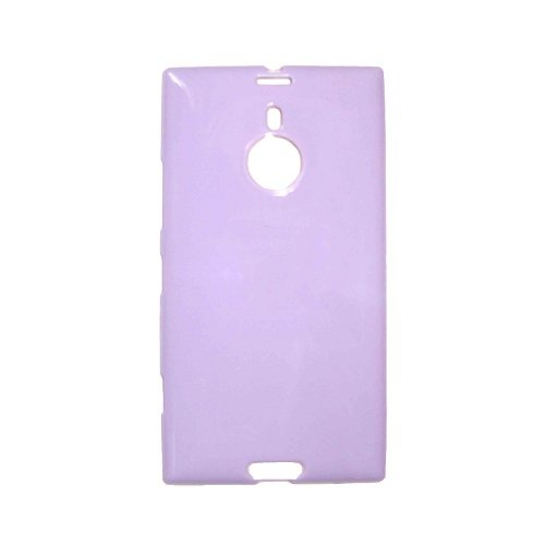 Casotec Soft TPU Back Case Cover for Nokia Lumia 1520 - Light Purple  available at amazon for Rs.119