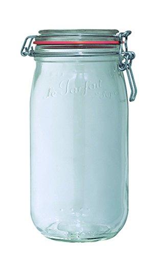 inmachglas, 1,5l, 8,5cm (Durchmesser), 1Stück ()