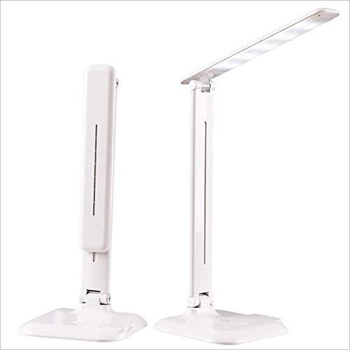 Augenschutz schreibtischlampe touch college schlafzimmer klappbuch desktop nachtlicht, plug-in modelle (ohne batterie) 75 Mobile Plugin
