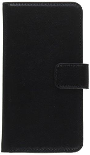 kwmobile Doogee X10 Hülle - Kunstleder Wallet Case für Doogee X10 mit Kartenfächern und Stand