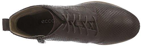 ECCO TARI 20 Damen Combat Boots Braun (ESPRESSO/ESPRESSO 51741)