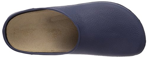 Gevavi  Damen und Herren Clog Biocomfort, Sabots mixte adulte Blau (blau(blauw) 04)