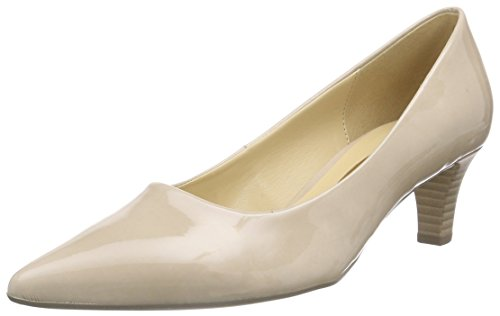 Gabor Damen Pumps Grau (72 sand)