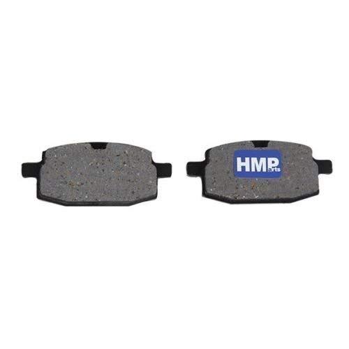 HMParts MotoCross/Dirt Bike/Pit Bike Bremsbeläge V/H Typ2