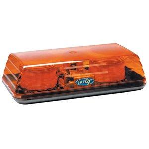 Ecco Blaze 38,1cm Bernstein Dual Strobe Lightbar Low Profil Low-profile-strobe Light