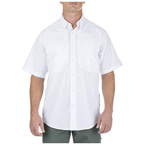 5.11# 71175Taclite Pro Short Sleeve Shirt Medium weiß -