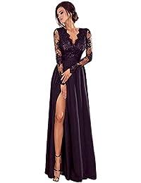 85cbf18820 Amazon.es  ABsolute Vestido - De tubo y peplum   Vestidos   Mujer  Ropa