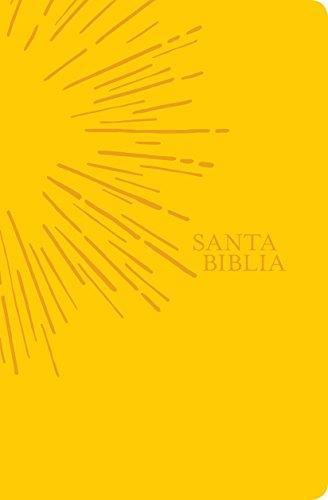 Santa Biblia Ntv, Edición ágape, Sol