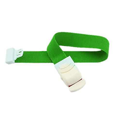 Heaviesk ABS Snap Tourniquet Schnellverschluss Medical Emergency Buckle Band einstellbar tragbare Band Outdoor-Erste-Hilfe-Zubehör