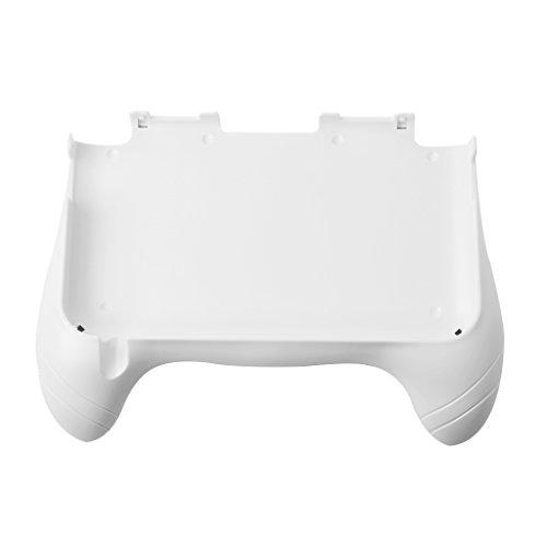 Pink-day Schutzhülle für Nintendo 3DS XL / 3DS LL (mit Handgriff) weiß