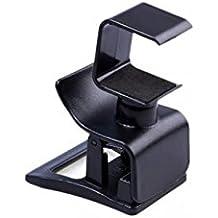 GAMINGER Mini Clip para Cámara de Sony PlayStation 4 - Clip ajustable 360° para la TV