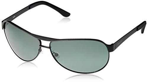 Fastrack Aviator Sunglasses (Black) (M035GR5P) image