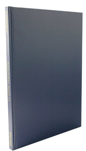 q-connect-96-pages-a4-ruled-feint-manuscript-book