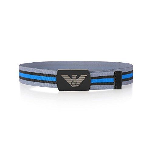 Armani - Cintura, Colore: Bluette Taglia: L