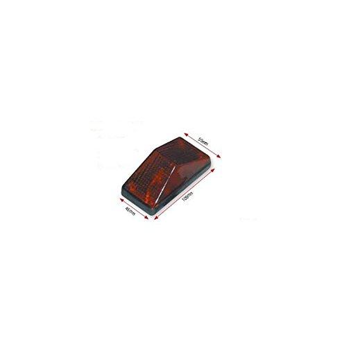 Preisvergleich Produktbild Heckleuchte Moto BIHR XR rot Universal