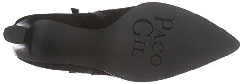Paco Gil P2950, Bottes femme Noir - Noir