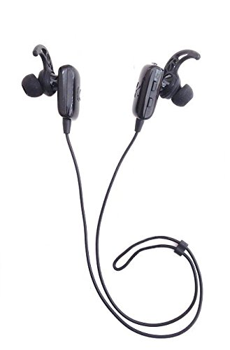 KOKKIA MarathonS (schwarz) Sport-Ohrhörer: Tiny aptX Ver 4.X Bluetooth-Stereo-Headset. Backbeat 903 Bluetooth Stereo