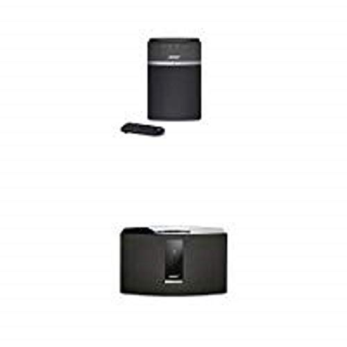 nd Bose SoundTouch 20 Series III kabelloses 2-Raum Set schwarz ()
